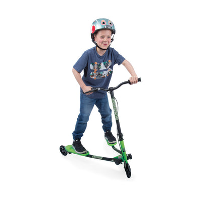 Sporter XL 145mm Scooter - Green