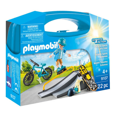 Playmobil Extreme Sports Carry Case