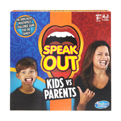 Speak Out Kids vs. Adults