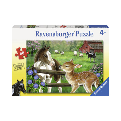Ravensburger New Neighbours 60pc Puzzle