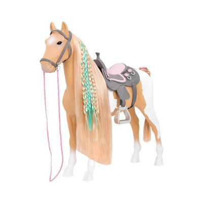 Our Generation From Hair to There 20'' Palomino Paint Horse