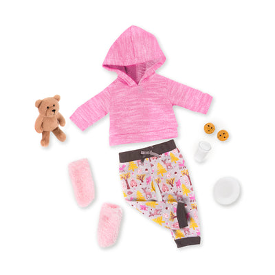 Our Generation Bear Hugs 18'' Deluxe Outfit