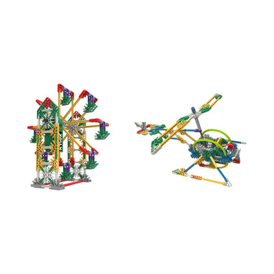 K'nex Power & Play Motorized Building Set