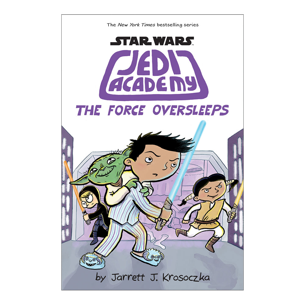 Star Wars: Jedi Academy #5: The Force Oversleeps