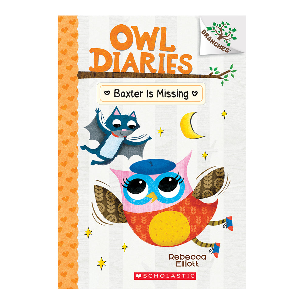 Owl Diaries #6: Baxter is Missing