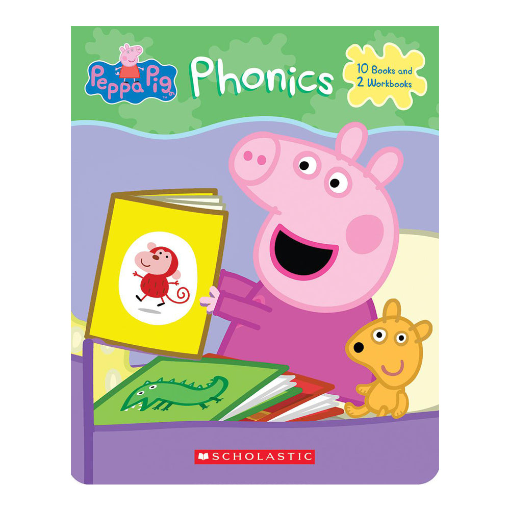 Peppa Pig: Peppa Phonics Boxed Set