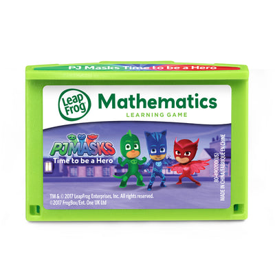 LeapFrog LeapPad PJ Masks Mathematics Learning Game