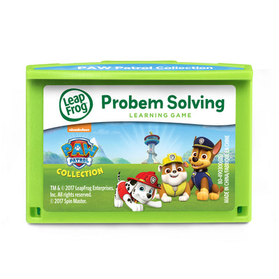 LeapFrog LeapPad Paw Patrol Problem Solving Learning Game
