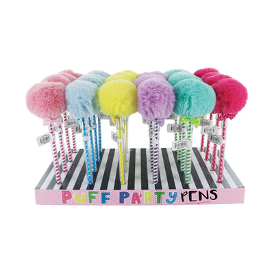Puff Party Pens