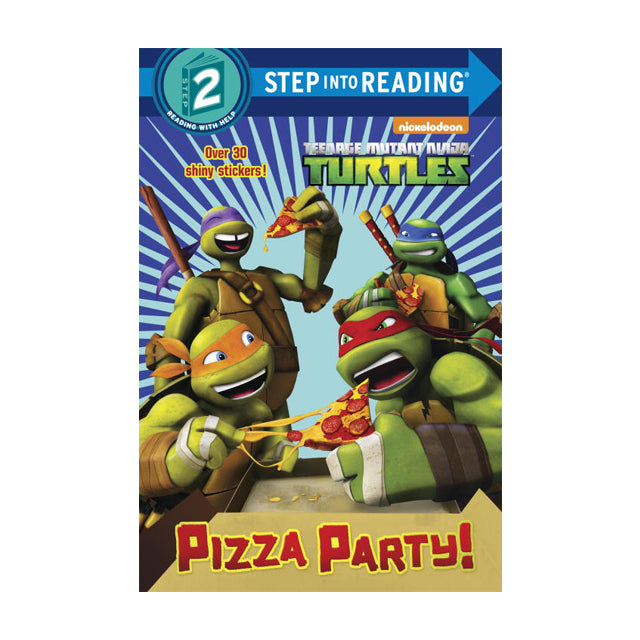 Ninja Turtles L2 Pizza Party!