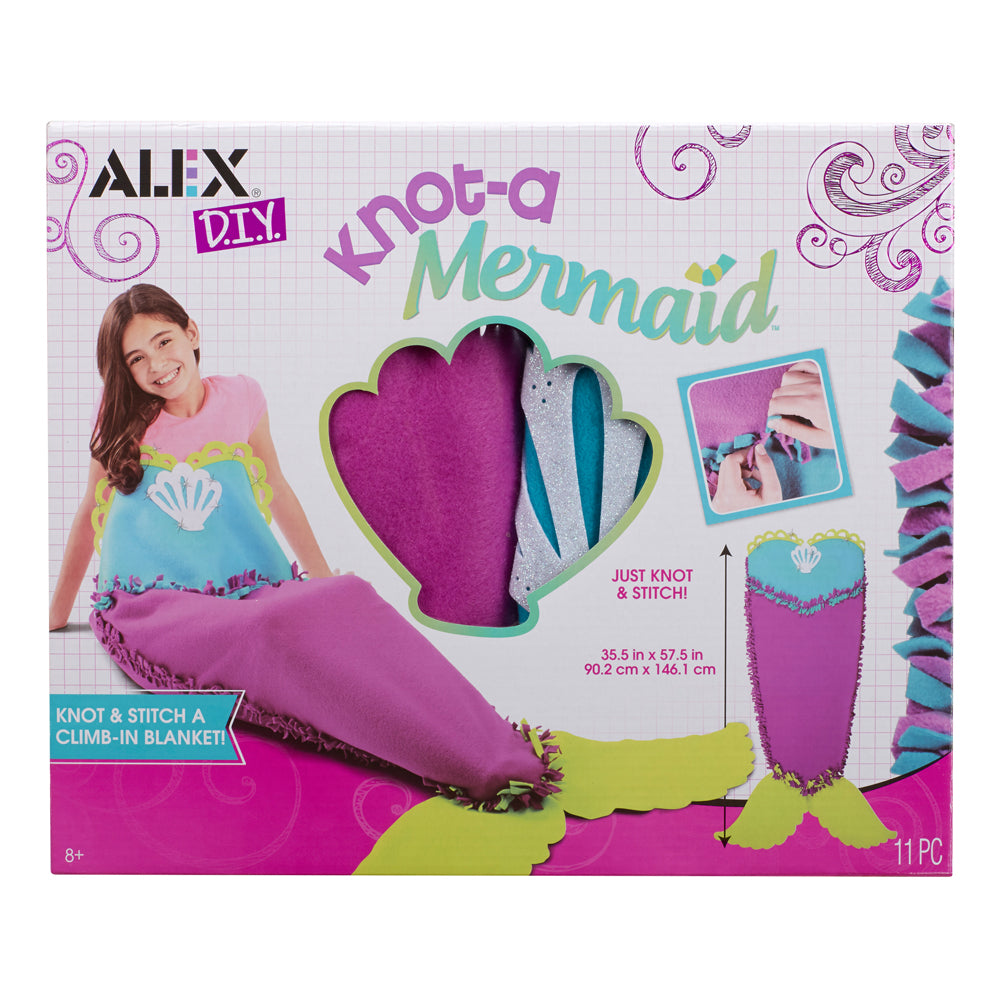 Alex Knot-A-Mermaid