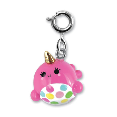CHARM IT! Narwhal Pink Charm