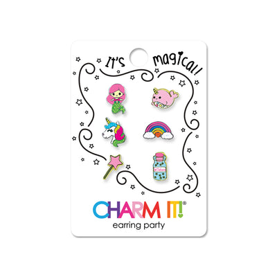 CHARM IT! Magical Charm Earring Party