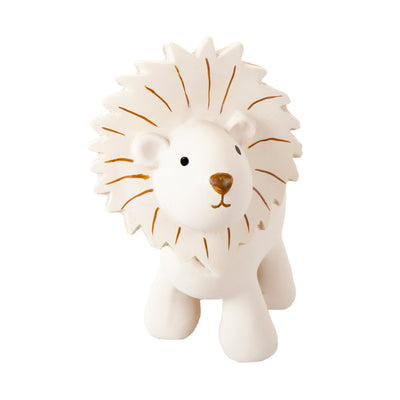 My First Zoo Lion Rubber Rattle Teether