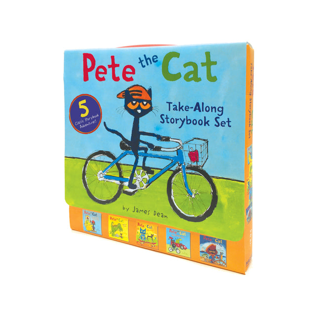 Pete the Cat Take-Along Storybook