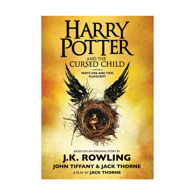 Harry Potter and the Cursed Child Parts I and II: The Official Playscript