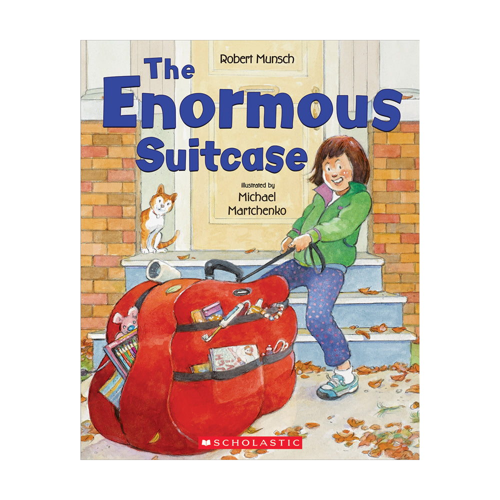 The Enormous Suitcase