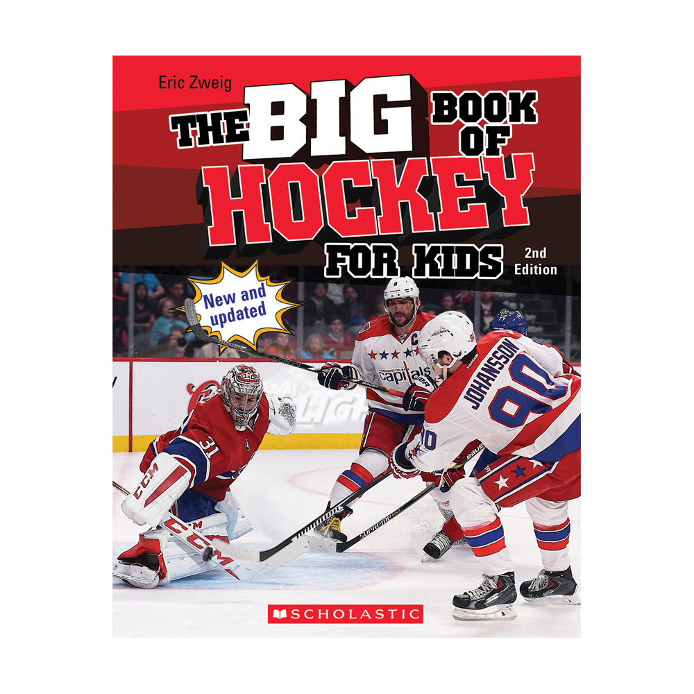 The Big Book of Hockey for Kids (Second Edition)