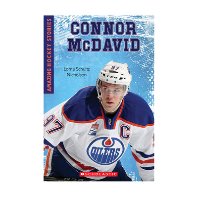 Amazing Hockey Stories: Connor McDavid Threat with the Puck