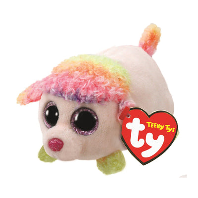 Ty Teeny Tys Floral the Poodle
