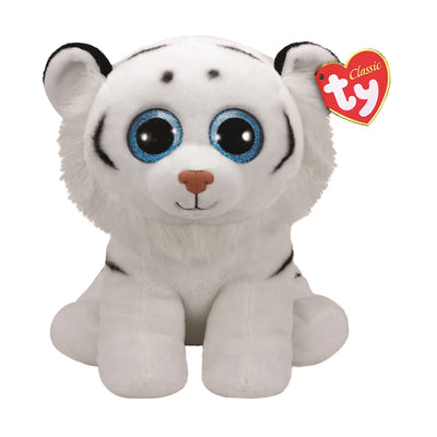Ty Beanie Babies Large Tundra the White Tiger