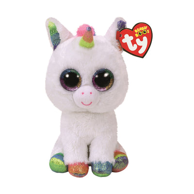 Ty Beanie Boos Large Pixy the Unicorn