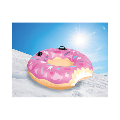 Donut with Bite Snow Tube