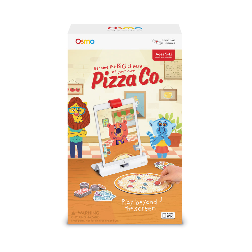 Osmo Pizza Co. Game with Storage Containers