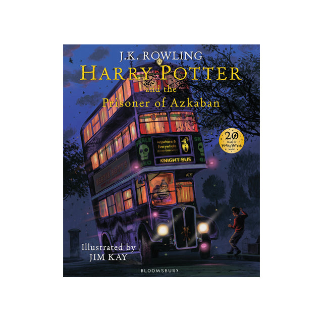 Harry Potter and the Prisoner of Azkaban, Illustrated Edition