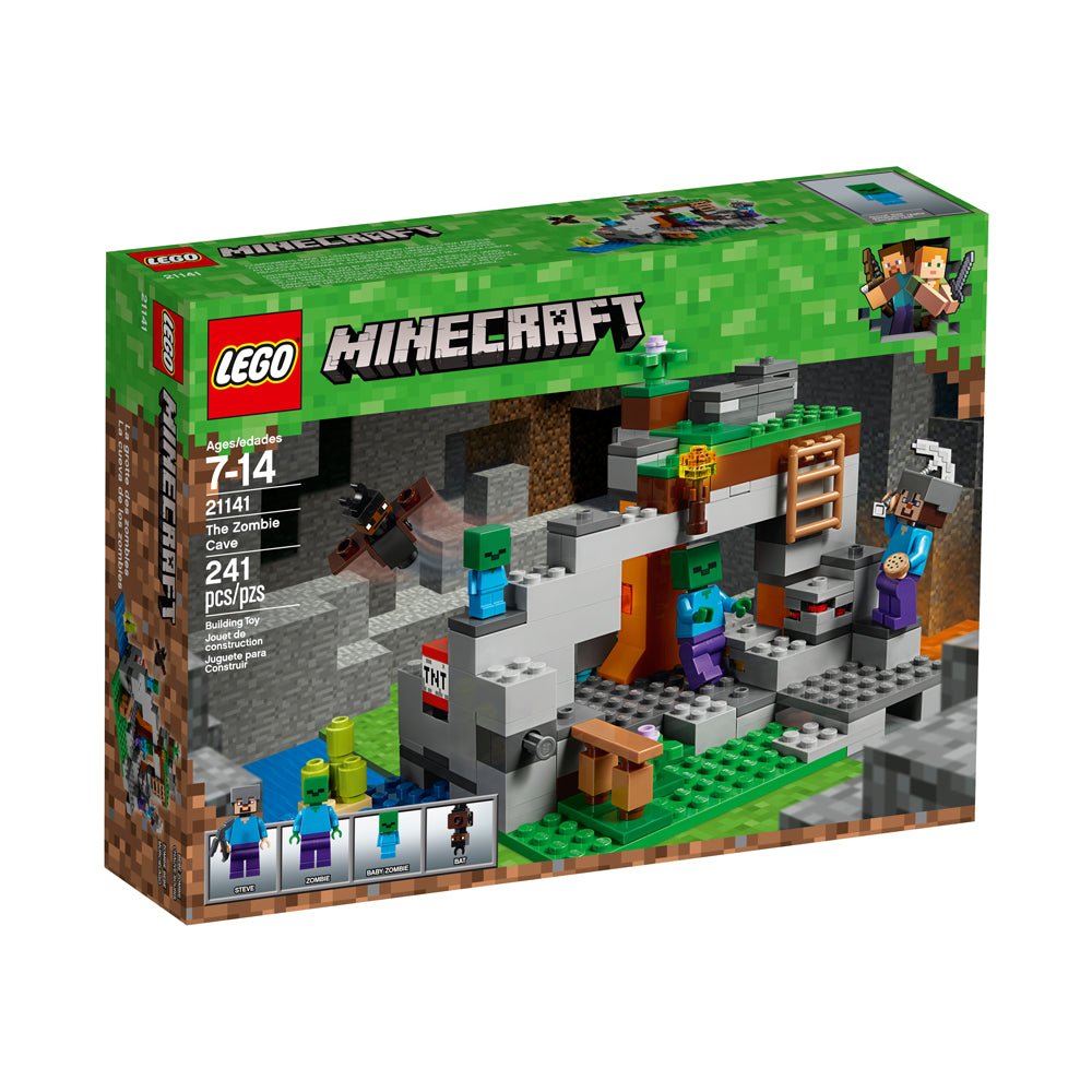 LEGO® Minecraft The Zombie Cave