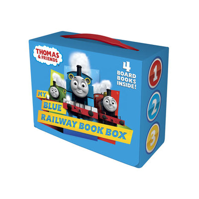 Thomas & Friends: My Blue Railway Book Box