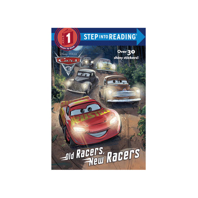 Disney Pixar Cars 3: Old Racers, New Racers, Level 1 Reader