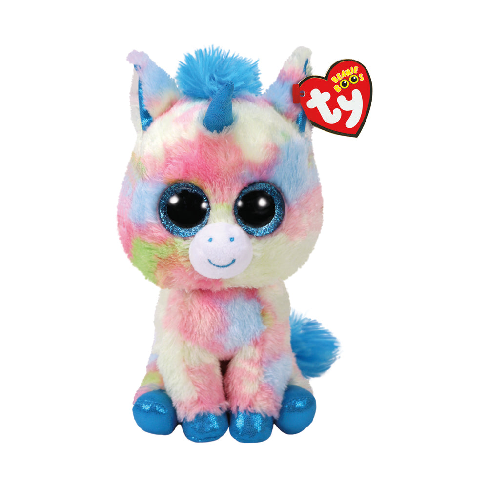Ty Beanie Boos Medium Blitz the Unicorn
