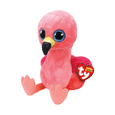 Ty Beanie Boos Large Gilda the Flamingo