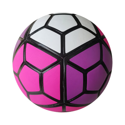 Official Size 5 Soccer Ball - Pink