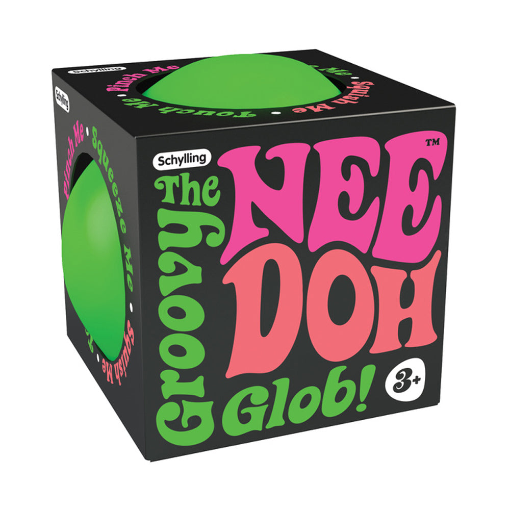 Nee-Doh Ball: The Groovy Glob!