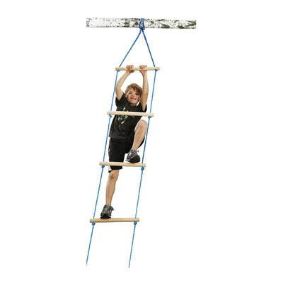 Slackers Ninjaline Ninja Rope Ladder 8'