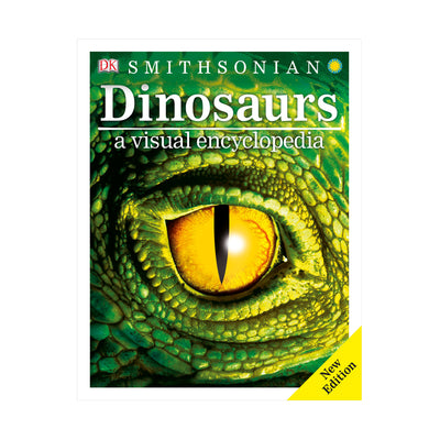 Dinosaurs: A Visual Encyclopedia, 2nd Edition