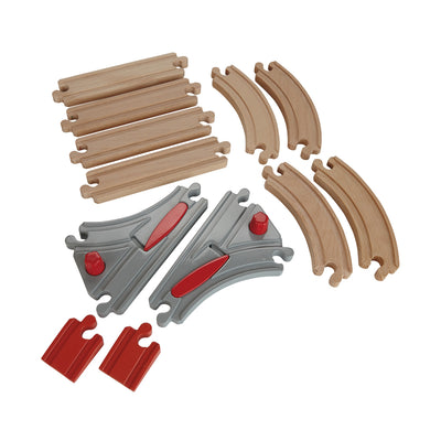 Thomas & Friends Expansion Wood Track Pack