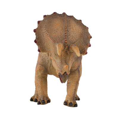 Large Triceratops Figure