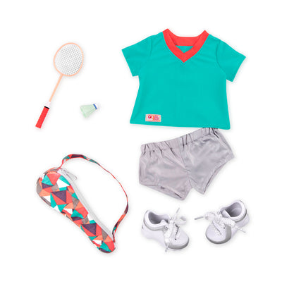 "Our Generation Forward Swing 18"" Outfit"