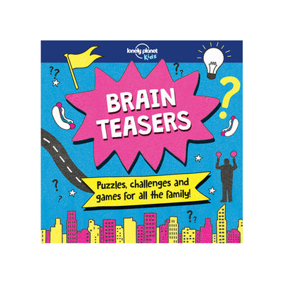 Lonely Planet Kids: Brain Teasers