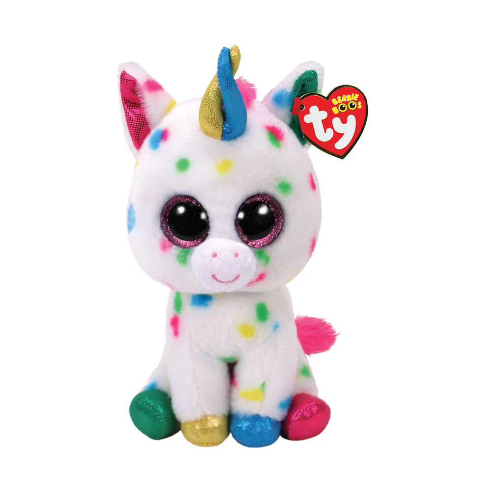 Ty Beanie Boos Harmonie the Unicorn