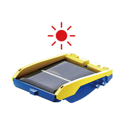 12-in-1 Solar & Hydraulic Construction Kit