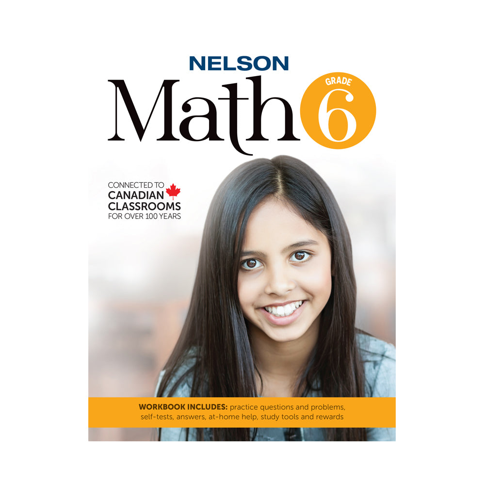 Nelson Math Grade 6 Workbook