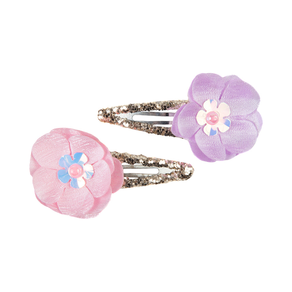 Great Pretenders Flower Sparkle Clips