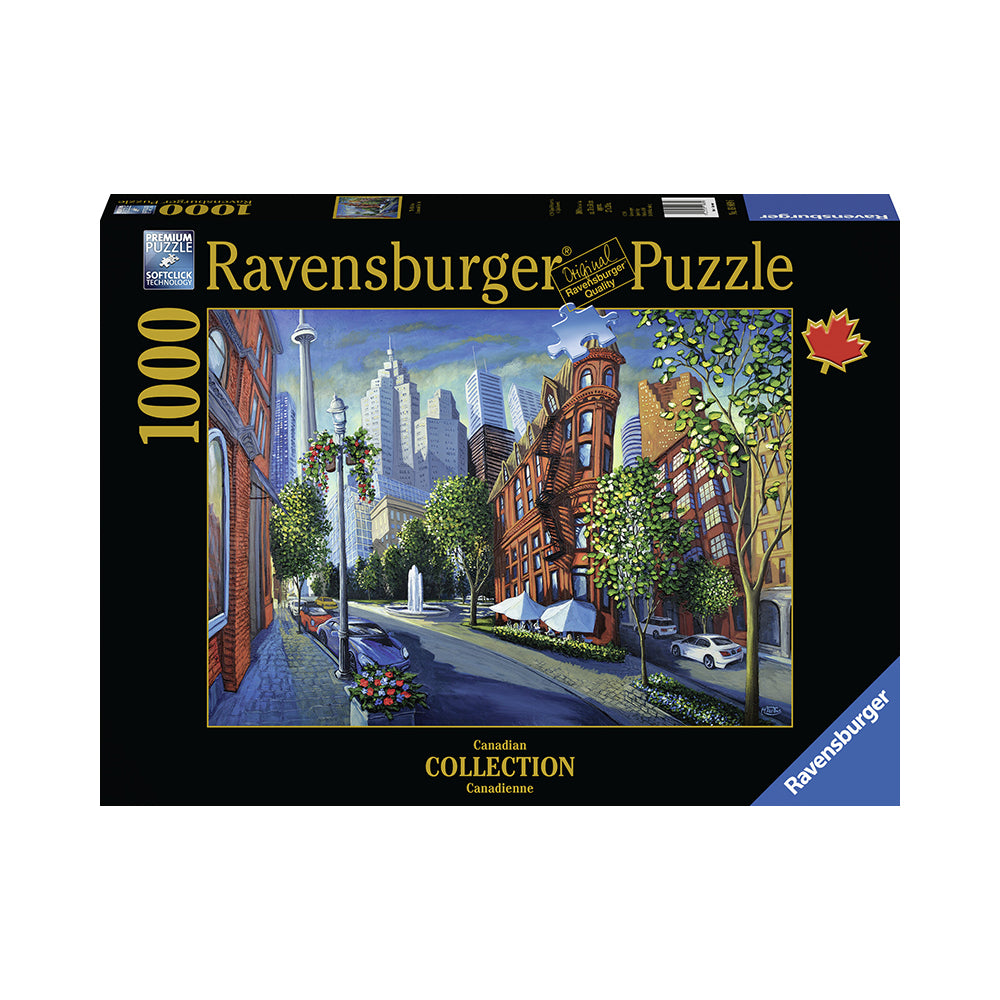 Ravensburger The Flatiron 1000pc Puzzle