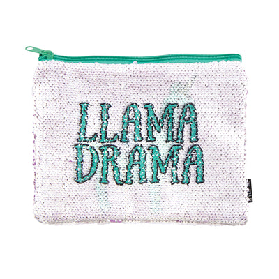 Fashion Angels Sequin Reveal Large Pouch Llama Drama