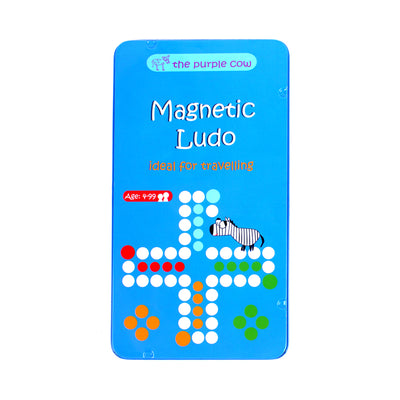Magnetic Games To Go Ludo