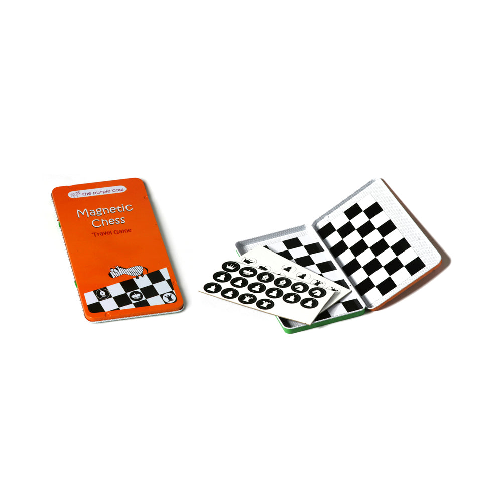 Magnetic Games To Go Chess